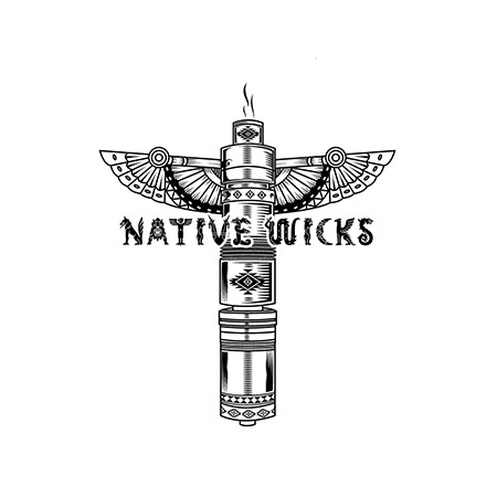 Native Wicks Cotton Platinum Blend Cotton