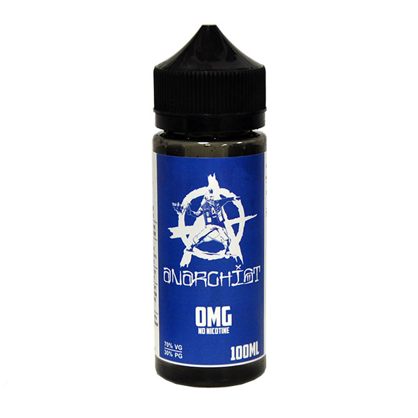 Anarchist - 100ml - Blue