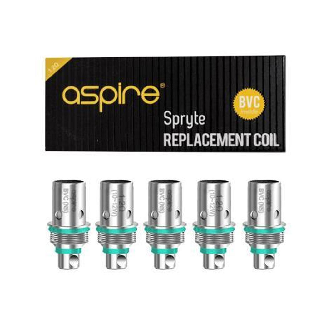 Aspire Spryte Coils - 5 Pack [1.2ohm]
