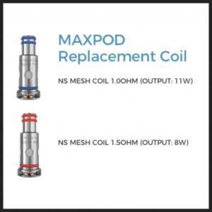 Freemax Maxpod Coils